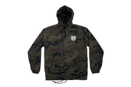 Federal Logo Jacket - Camo X -Small
